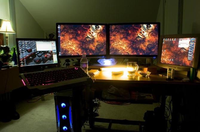 Как сделать 2 монитора на одном ноутбуке